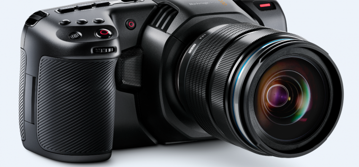 Blackmagic Design Mengumumkan Kamera Cinema Pocket Blackmagic 4K