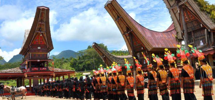 Generasi Muda Jadi Tonggak Pertahankan Adat dan Budaya di Toraja