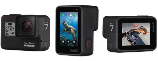 GoPro HERO7 – Membawa Stabilisasi Lebih Baik, Streaming, dan Audio yang Ditingkatkan