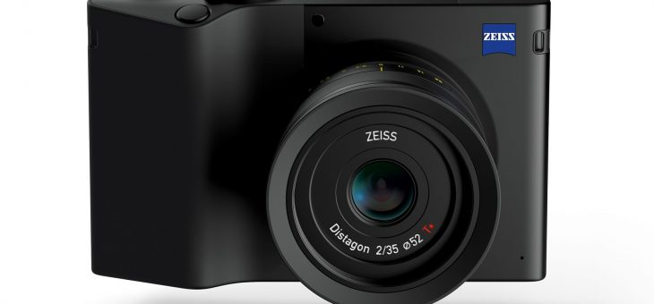 ZEISS ZX1 – Kamera Full Frame Tanpa Bingkai dengan Lensa 35mm & Built-in Lightroom