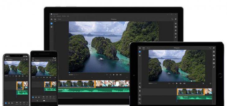 Adobe Rilis Premiere Rush CC, Aplikasi Edit Video untuk YouTuber
