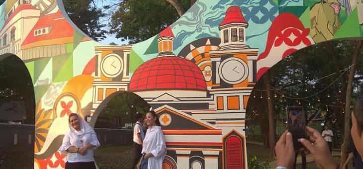 Fasilitas Taman Indonesia Kaya