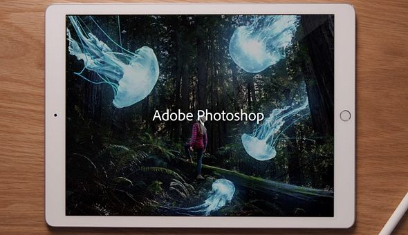 Adobe Photoshop berfitur Lengkap kini Hadir di iPad